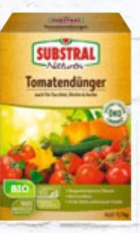 Bio-Tomatendünger von Substral
