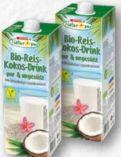 Bio-Reis-Kokosdrink von Spar Natur pur