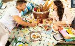 Picknickdecke von Rubin