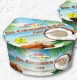 Bio-Kokosmilch-Reis Zimt von Spar Natur pur