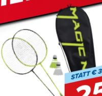 Badmintonset Magic Night Set von Talbot Torro