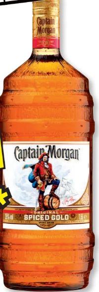 Original Spiced Gold von Captain Morgan