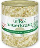 Sauerkraut von Efko