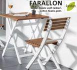 Balkon-Set Farallon von Jardini