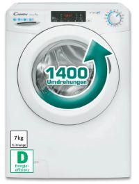 Waschmaschine CSO4 1475TE/1-S von Candy