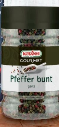 Pfeffer von Kotányi Gourmet