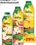 Apfelsaft von Pfanner