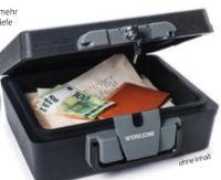 Feuerbeständige Dokumentenkassette von Workzone