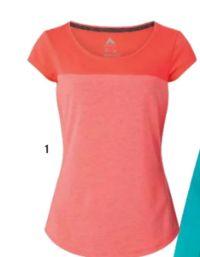 Damen-Shirt Active Clay von McKINLEY