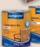 Bangkirai-Öl von Swingcolor