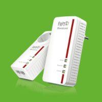 Fritz! Powerline 1260E WLAN Set von AVM