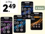 Knopfzellen von Tronic