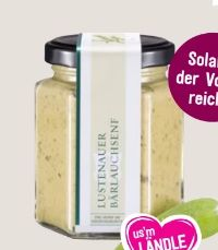 Senf von Lustenauer Senf