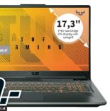 Gaming-Notebook TUF Gaming A17 von Asus