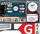 Monitor 34WL500 von LG