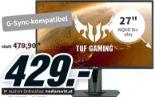 Gaming Monitor VG27AQ von Asus