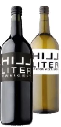 Hill Liter Grüner Veltliner von Leo Hillinger