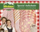Spezialaufschnitt von Wiesbauer