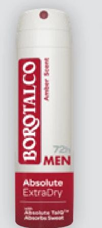 Men Deo Spray von Borotalco