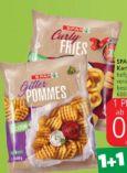 Kartoffelprodukte von Spar