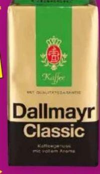 Röstkaffee Classic von Dallmayr