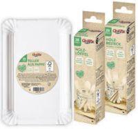 Holzbesteck-Set von CleanPac