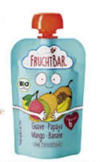 Frucht Quetschie von FruchtBar