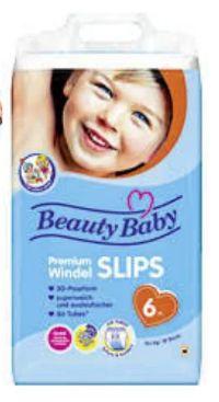 Windelslips von Beauty Baby