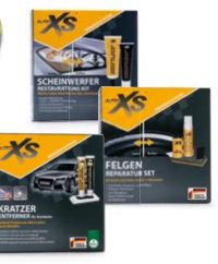 Kratzer-Entferner-Set von Auto XS