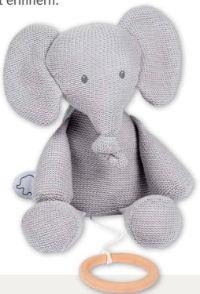 Spieluhr Elefant von Nattou