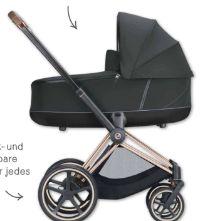 Platinum-Kinderwagen e-Priam von cybex