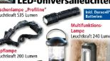 LED-Universalleuchten von Maximus