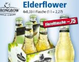 Elderflower von Strongbow