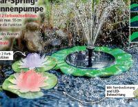 Solar-Springbrunnenpumpe von Mauk
