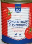 Tomatenmark von Metro Chef