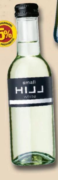 Small Hill White von Leo Hillinger