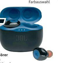Ohrhörer In Ear Tune 125 TWS von JBL