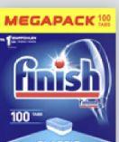 Geschirrreiniger Tabs Megapack von Finish