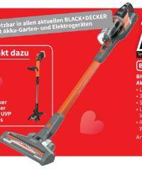 Akku-Handstaubsauger BHFEV182C2 von Black & Decker