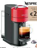 Nespresso-Kapselmaschine XN 9105 von Krups