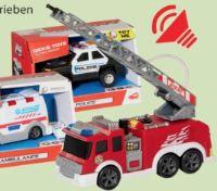 Einsatzfahrzeug von Dickie Toys