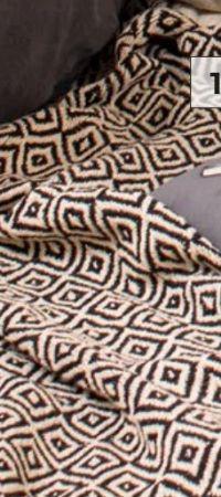 Baumwolldecke von Rubin
