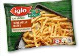 Backrohr-Frites Feine Welle von Iglo