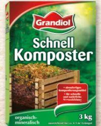 Schnell-Komposter von Grandiol