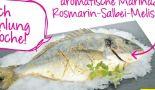 Dorade Rosmarin-Salbei