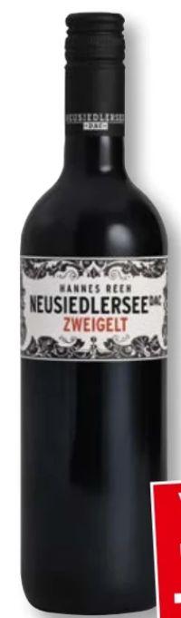 Neusiedlersee Zweigelt von Weingut Hannes Reeh