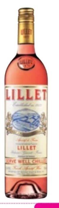 Blanc von Lillet