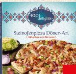 Steinofenpizza Döner von 1001 Delights