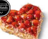 Unser Erdbeerherz von Interspar Backstube