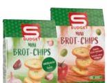 Mini Brot-Chips von S Budget